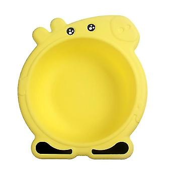 Baby Folding Washbasin Collapsible Wash Basin Folding Dishpan Dish Bowl Washing Tub(YELLOW)