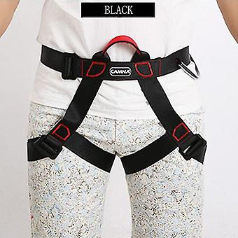 Seat Sitting Bust Belts For Outdoor Rock Harness Climbing Rappelling Equipment