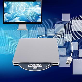 USB Externer Steckplatz in DVD CD Drive Burner Superdrive für Apple Thin