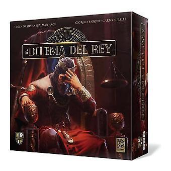 Board game El Dilema del Rey (ES)