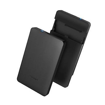 1PCS CM135 USB 3.0 naar SATA externe harde schijfbehuizing voor 2,5 inch mobiele harde schijfondersteuning UASP