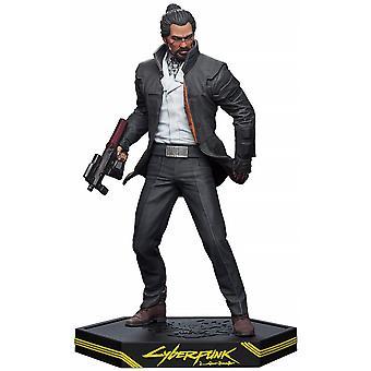 Cyberpunk 2077: Takemura figur Materiale: 100% plast, i gaveæske.