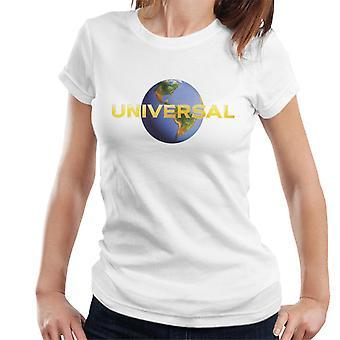 Universal Pictures Klassisk Modern Logo Kvinnors T-Shirt