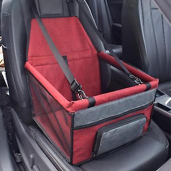 Premium pets travel car seat protector