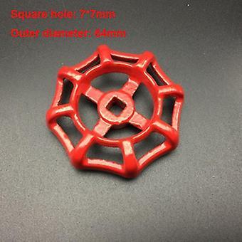 Globe Valve Switch- Trou carré de poignée