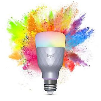 Yeelight yldp001 1se e27 6w rgbw smart led bulb voice control work with amazon alexa google assistant ac110-240v