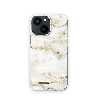 iDeal Of Sweden iPhone 13 Mini skal - Golden Pearl Marble