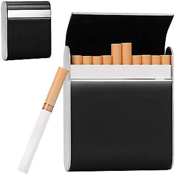 Zigarettenetui aus Edelstahl