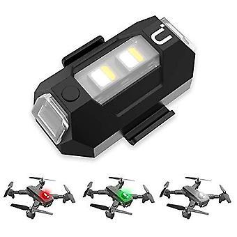 Drone Strobe Lights, Anti-collision Lighting, 0.014 Lbs Lightweight Long Battery Life Rgb Led Lights For Dji Mini 2/air 2s/mavic Air 2/2 Pro/mavic Min