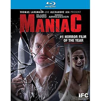 Maniac [BLU-RAY] USA import