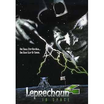 Leprechaun 4 - en espacio [DVD] los E.e.u.u. la importación
