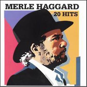 Merle Haggard - Merle Haggard: Vol. 1-twintig Hits speciale Col [CD] USA importeren