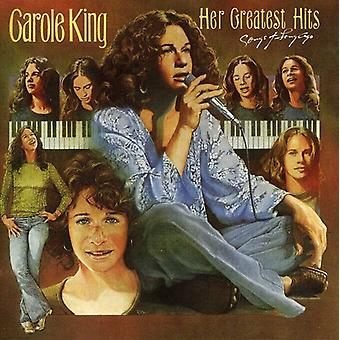 Carole King - Her Greatest Hits [CD] USA import