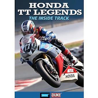 Tt Legends: The Inside Track [DVD] USA import