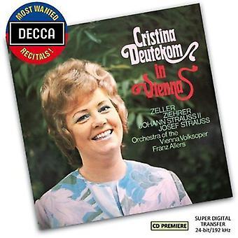 Deutekom / Allers / Wiener Volksopernorchester - recitales más querido: Cristina Deutekom en importación de Estados Unidos Viena [CD]