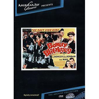 Importer des USA [DVD] Bowery Blitzkrieg (1941)