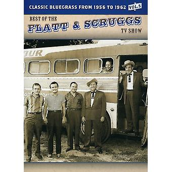 Flatt & Scruggs TV Show: Vol. 5 [DVD] USA import