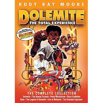 Moore, Rudy Ray - Dolemite: The Total Experience [DVD] USA import