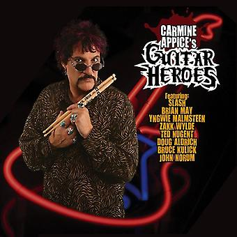Carmine Appice's Guitar Heroes - Guitar Heroes [CD] USA import