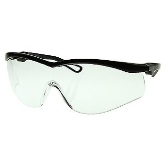 Adjustable Safety Shield Goggles Protective Eyewear Spectacles