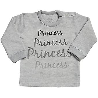 Spoilt Rotten Princess Print Long Sleeve Sweater