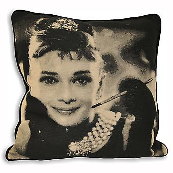Riva Home Hollywood Audrey Hepburn kussen Cover