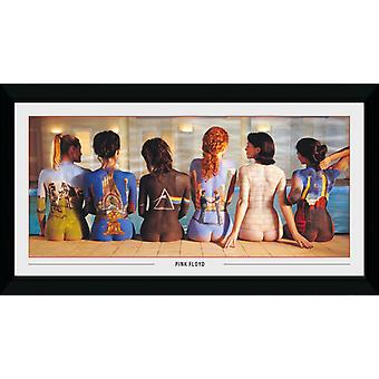 Pink Floyd Back Catalogue Collector Print 50x100cm