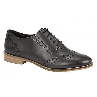 Cipriata Womens/dames Brogue Oxford Lace Up chaussures en cuir