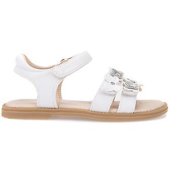 Geox flickor Karly J8235I sandaler vit