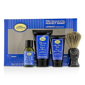 The Art Of Shaving The 4 Elements Of The Perfect Shave Mid-size Kit - Lavender - 4pcs