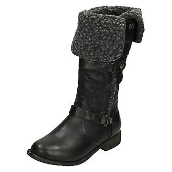 Ladies Coco Long Boots Available in Two Colours