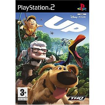 UP (PS2)-fabriken förseglad