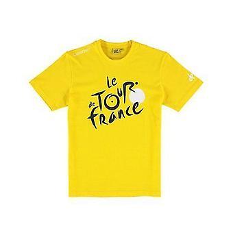 环法自行车赛儿童;领袖T恤 - 2018