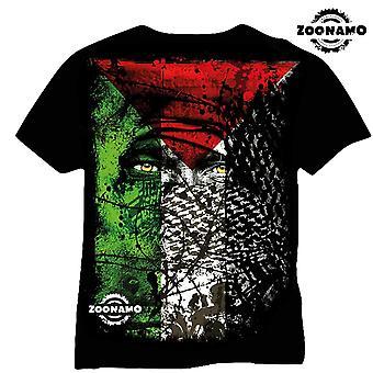 Zoonamo T-Shirt Palestina voor classic