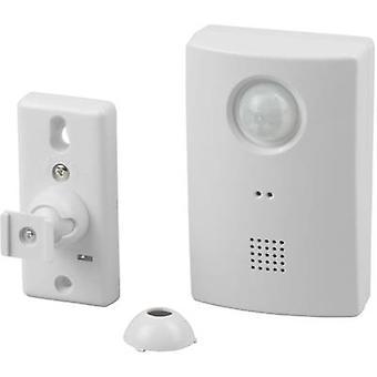 Wireless door bell Door entry alert Heidemann 70374
