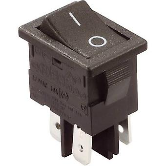 Arcolectric Toggle switch H8550VBACA 250 V AC 10 A 2 x Off/On latch 1 pc(s)