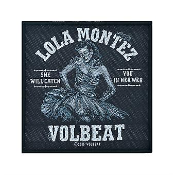 Volbeat-Lola Montez-Patch