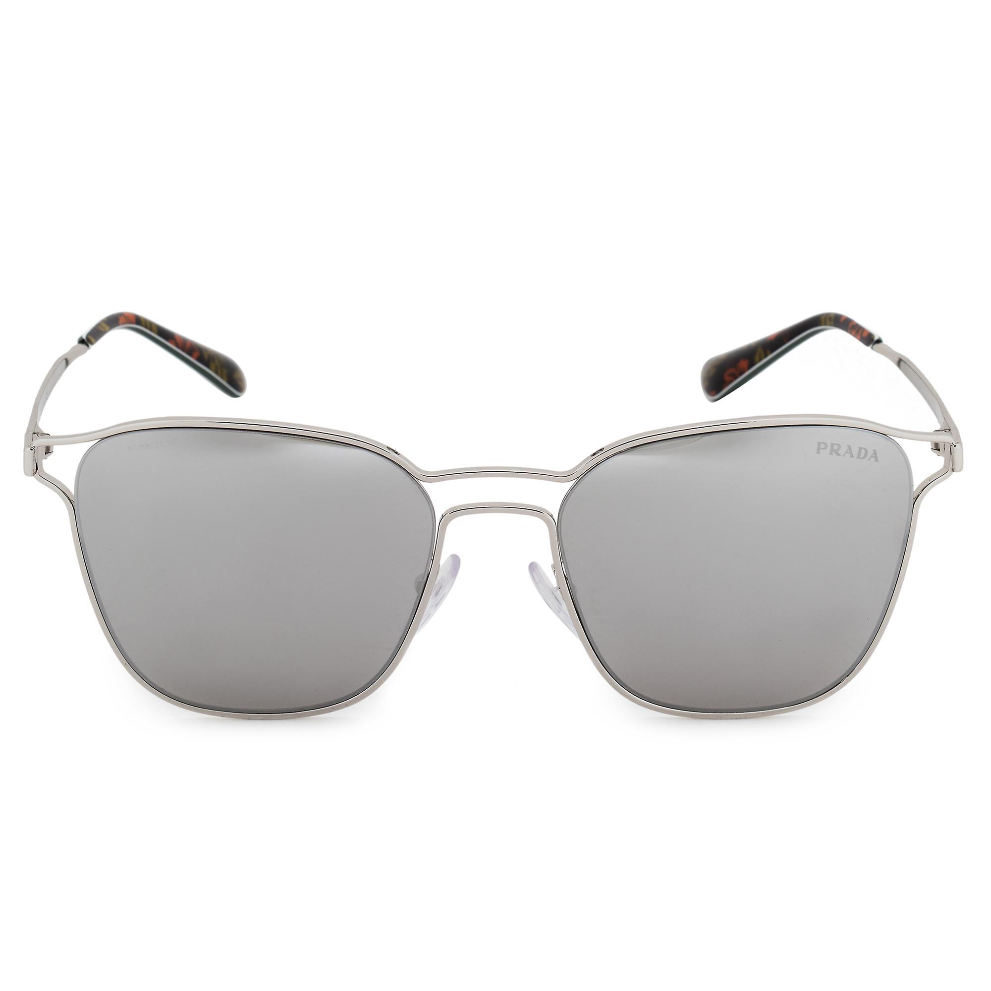 Prada Cinema Square Sunglasses PR54TS 1BC2B0 55