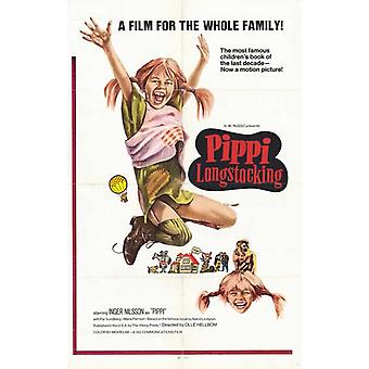Pippi Longstocking Movie Poster (11 x 17)