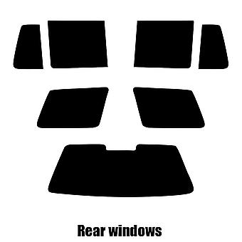 Pre cut fönstret nyans - VW Golf Estate - 1996 till 2000 - bakre windows