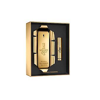 Giftset Paco Rabanne 1 Million EDT 100ml + 10ml