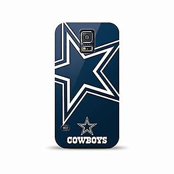 5 Pack -Mizco Sports NFL Oversized TPU Case for Samsung Galaxy S5 (Dallas Cowboys)