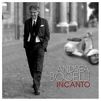 Andrea Bocelli - Incanto [CD/Dvd] [CD] USA import