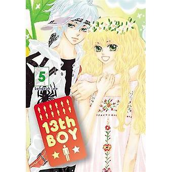 chłopiec 13 - w. 5 SangEun Lee - 9780759529984 książki