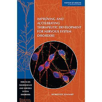 Verbesserung und Beschleunigung der therapeutischen Entwicklung für Nervensystem