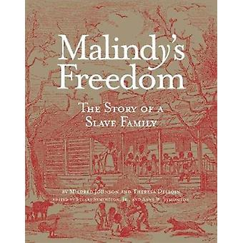 Malindy's Freedom - A Slave Narrative by Mildred D. Johnson - Theresa