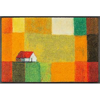 wash + dry mat Meadowlands washable dirt mat of Eugen Stross