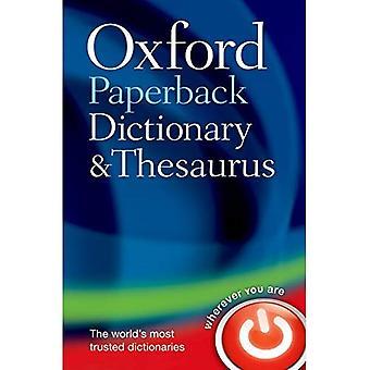 Taschenbuch-Oxford-Wörterbuch & Thesaurus (Wörterbuch/Thesaurus)