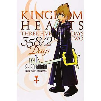 Kingdom Hearts 358/2 Days, Band 1