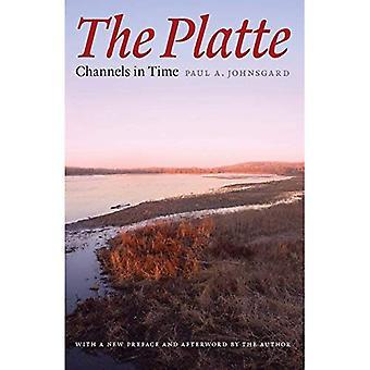 Platte: Kanäle in der Zeit